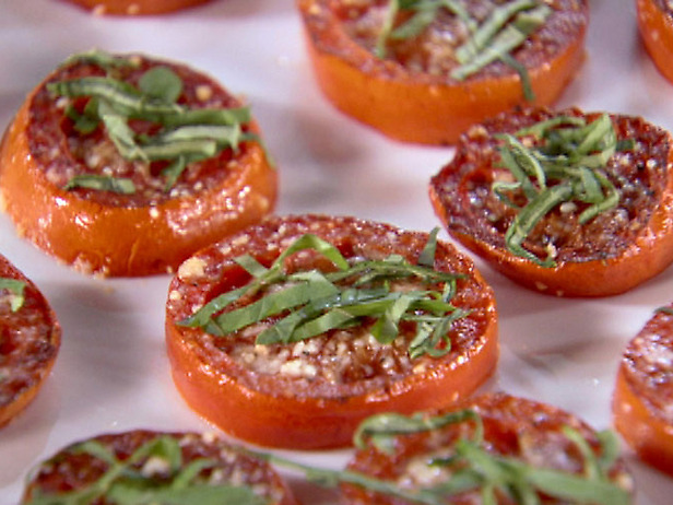 Balsamic Roasted Tomatoes ( Food Network )